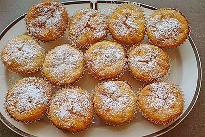 Snickers Käsekuchen Muffins 20