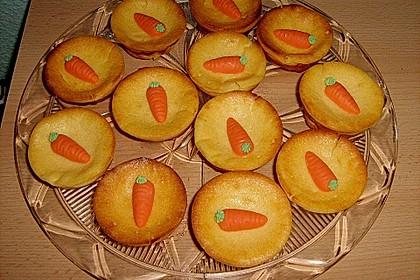 Snickers Käsekuchen Muffins 39