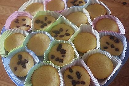 Snickers Käsekuchen Muffins 80