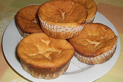 Snickers Käsekuchen Muffins 56