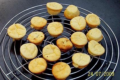 Snickers Käsekuchen Muffins 76