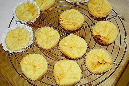 Snickers Käsekuchen Muffins 32