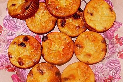 Snickers Käsekuchen Muffins 101