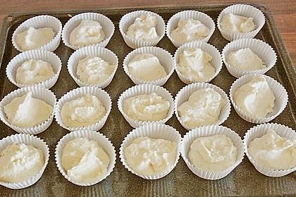 Snickers Käsekuchen Muffins 107