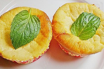 Snickers Käsekuchen Muffins 23