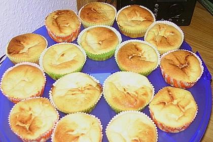 Snickers Käsekuchen Muffins 109