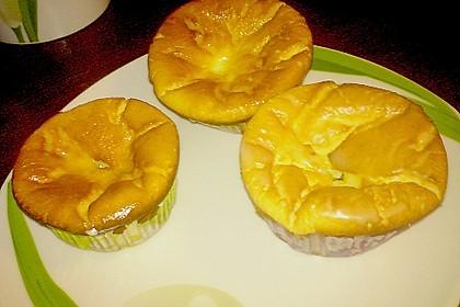 Snickers Käsekuchen Muffins 118