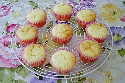 Snickers Käsekuchen Muffins 9