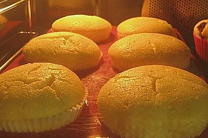 Snickers Käsekuchen Muffins 36