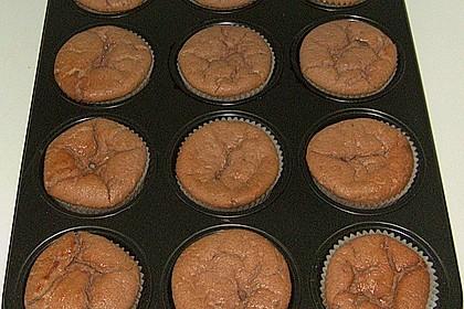 Snickers Käsekuchen Muffins 84