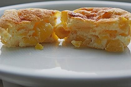 Snickers Käsekuchen Muffins 38