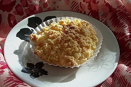 Snickers Käsekuchen Muffins 63