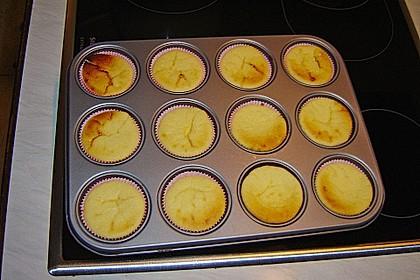 Snickers Käsekuchen Muffins 93