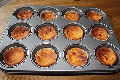 Snickers Käsekuchen Muffins 90