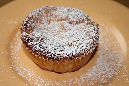 Snickers Käsekuchen Muffins 19