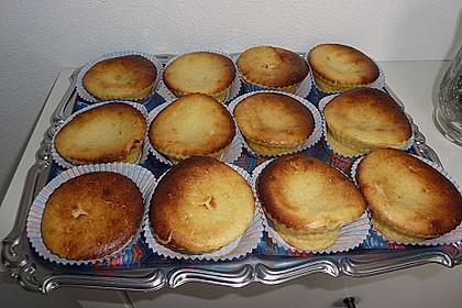 Snickers Käsekuchen Muffins 97