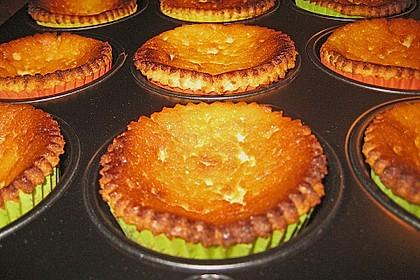 Snickers Käsekuchen Muffins 75