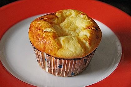 Snickers Käsekuchen Muffins 5