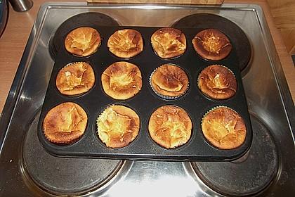 Snickers Käsekuchen Muffins 88