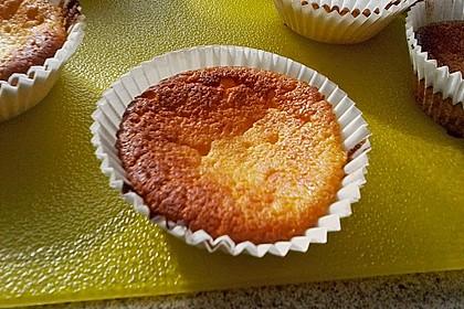 Snickers Käsekuchen Muffins 82