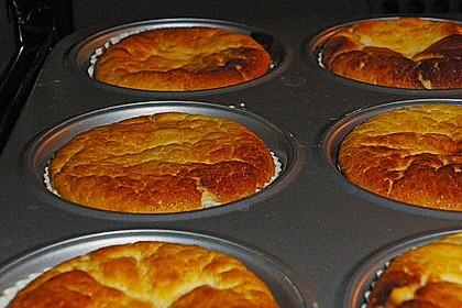 Snickers Käsekuchen Muffins 81