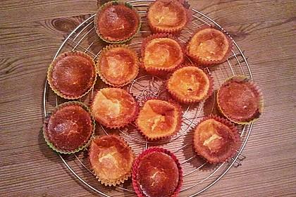 Snickers Käsekuchen Muffins 91