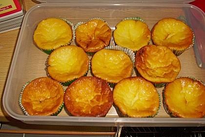 Snickers Käsekuchen Muffins 114
