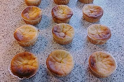 Snickers Käsekuchen Muffins 94