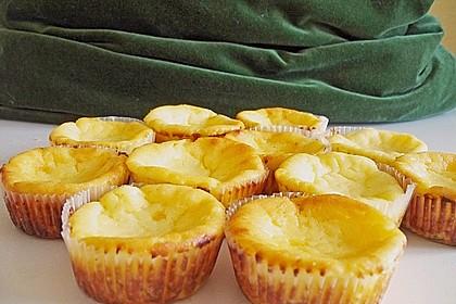 Snickers Käsekuchen Muffins 65
