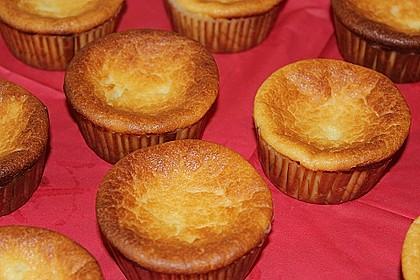 Snickers Käsekuchen Muffins 40