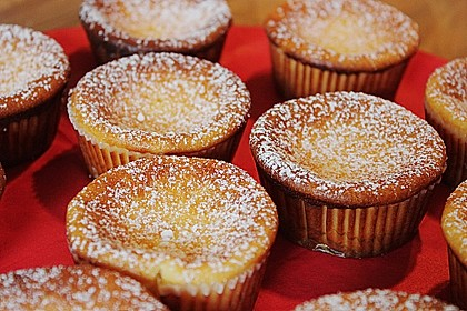 Snickers Käsekuchen Muffins 1