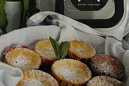 Snickers Käsekuchen Muffins 95