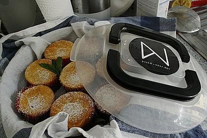 Snickers Käsekuchen Muffins 100