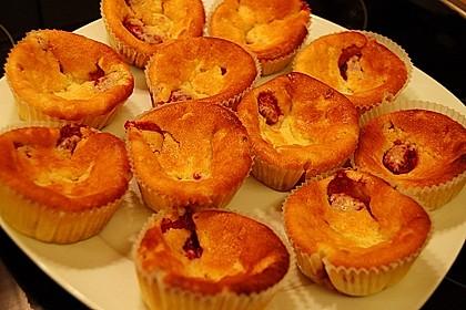 Snickers Käsekuchen Muffins 104