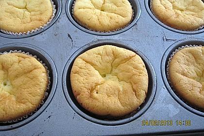 Snickers Käsekuchen Muffins 72