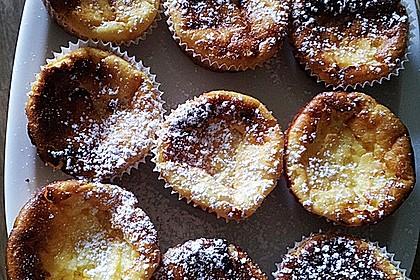 Snickers Käsekuchen Muffins 102