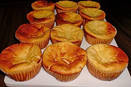 Snickers Käsekuchen Muffins 43