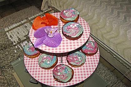 Snickers Käsekuchen Muffins 69