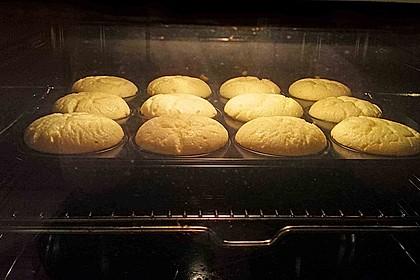 Snickers Käsekuchen Muffins 25