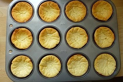 Snickers Käsekuchen Muffins 52
