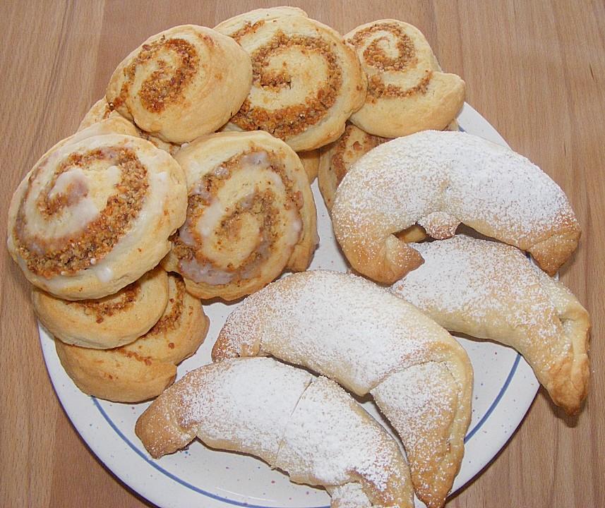 Schnelle Blechkuchen Rezepte Mit Bild: Kipferl (Rezept Mit Bild) Von Altbaerli