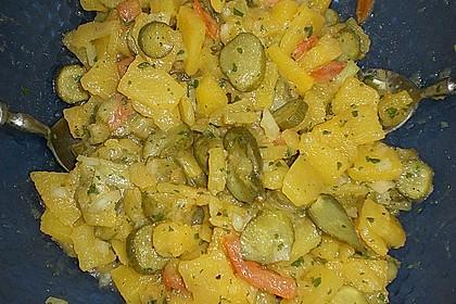 Falscher Kartoffelsalat nach Ille 15