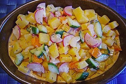 Falscher Kartoffelsalat nach Ille 21