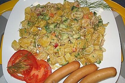 Falscher Kartoffelsalat nach Ille 13