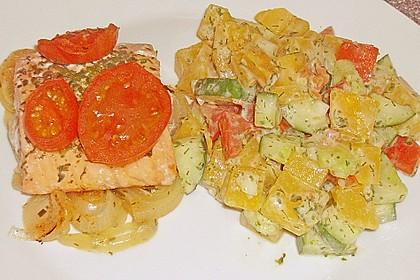 Falscher Kartoffelsalat nach Ille 22
