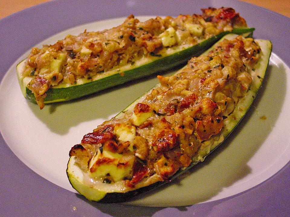 vegetarische rezepte gefullte zucchini gesundes essen und rezepte foto blog. Black Bedroom Furniture Sets. Home Design Ideas