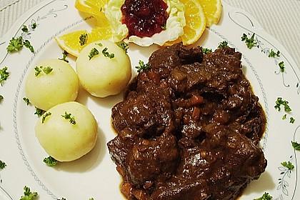 Hirschgulasch 4