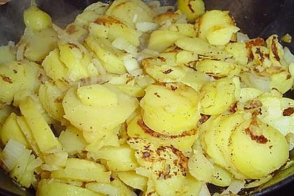 Leckere Bratkartoffeln 7