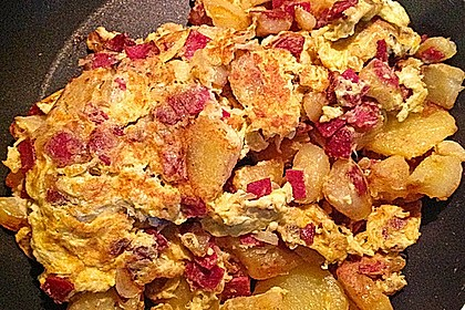 Leckere Bratkartoffeln 17