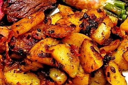 Leckere Bratkartoffeln 11
